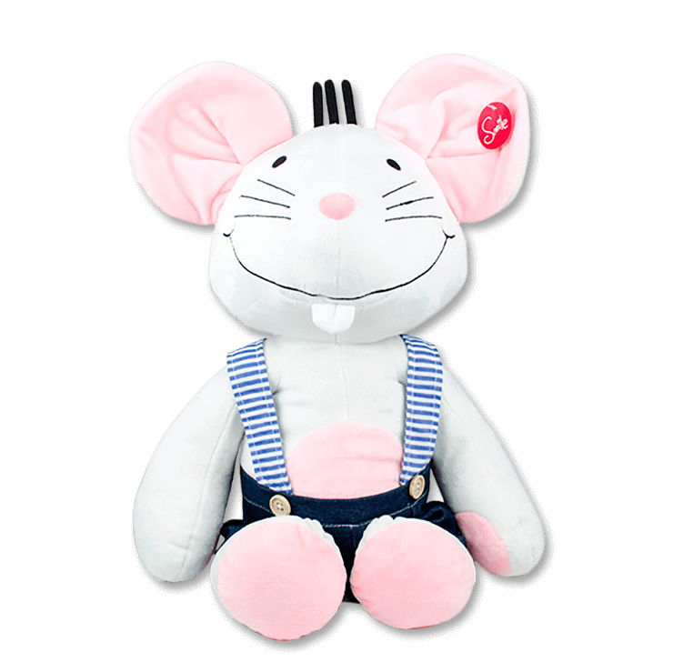 Kids us mousy play. Clipart toys soft toy