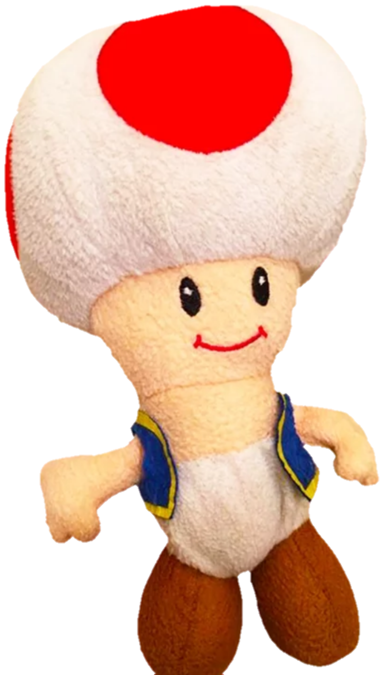 Toad clipart mr toad. Category plush characters supermariologan