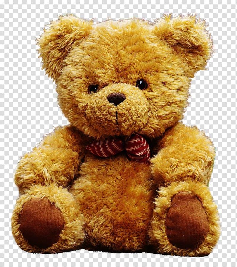 Brown plush toy transparent. Clipart toys teddy bear