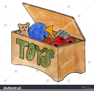Free images at clker. Clipart toys toy chest