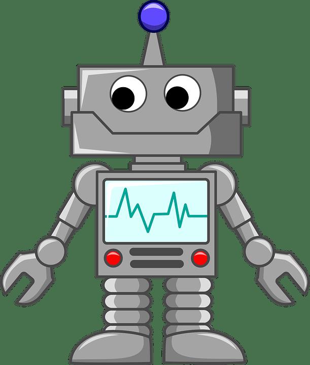 Cartoon bot png stickpng. Technology clipart transparent