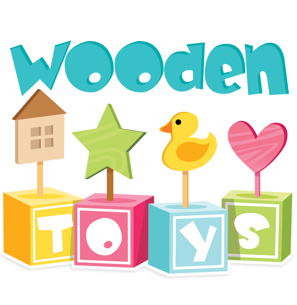 Woodentoys com the official. Puzzle clipart jumbled