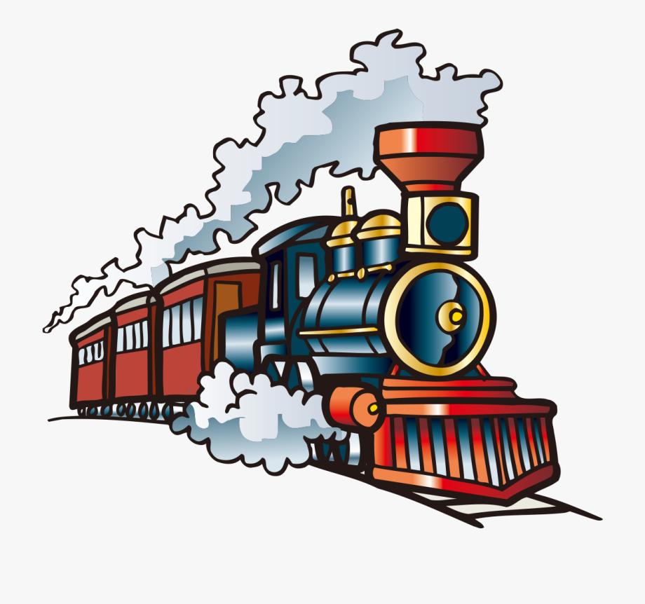 Train transparent . Engine clipart steam engine