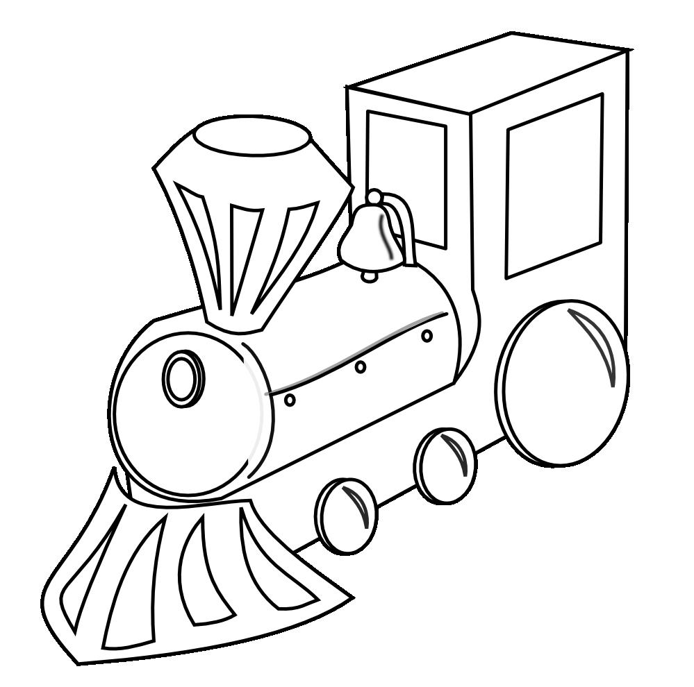 Clipart train black and white. Clipartist net clip art