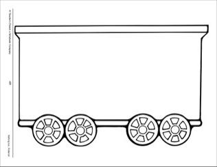 clipart train boxcar