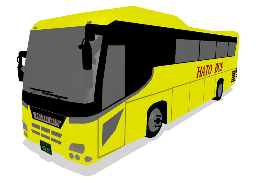 Clipart train bus. Mmd dl by ayame