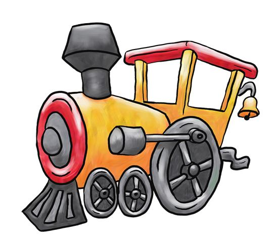 Train pictures best baby. Engine clipart cartoon