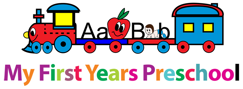 Clipart train daycare. My first years preschool