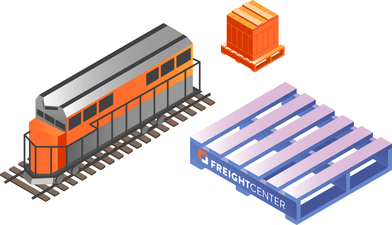 Clipart train freight train. Rail quote shipping by