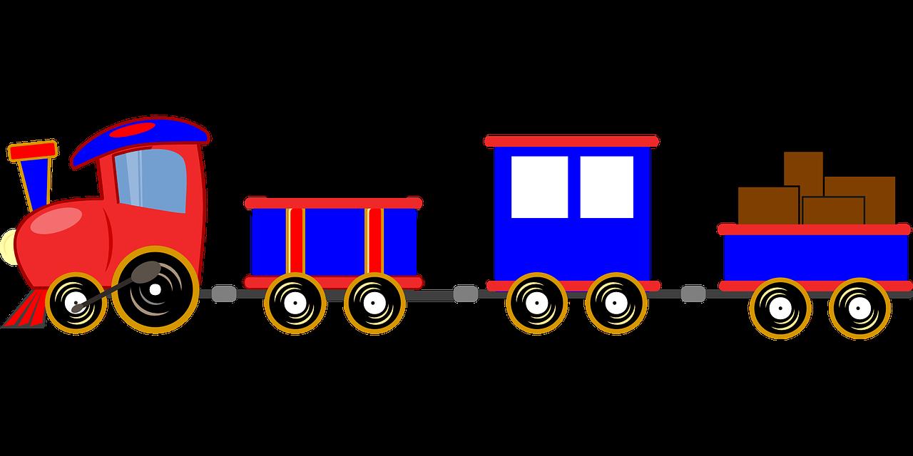 Wagon clipart toy wagon. Train clip art haddon