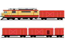 Clipart train freight train. Search results for clip