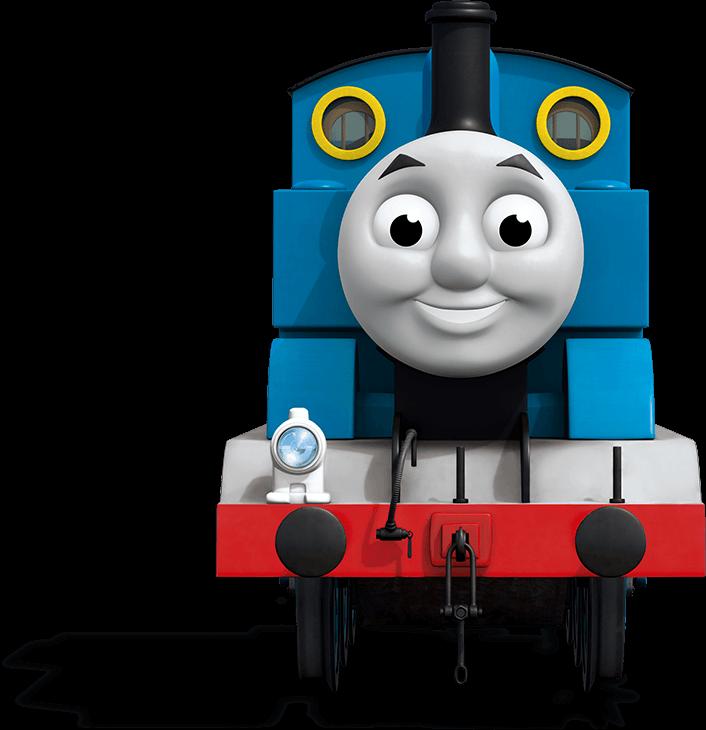 Meet the thomas friends. Engine clipart front train