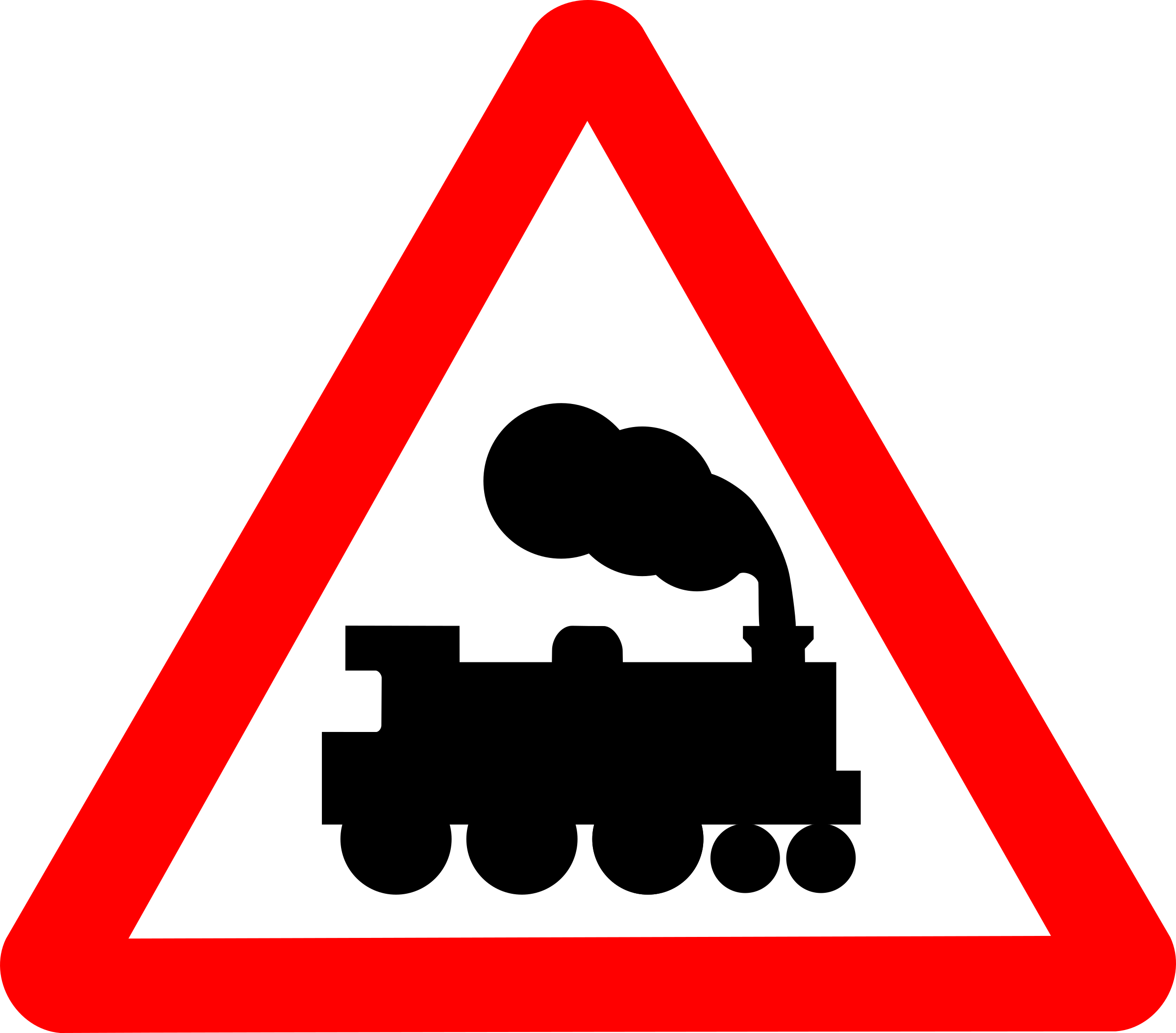 Clipart train icon. Roadsign icons png free