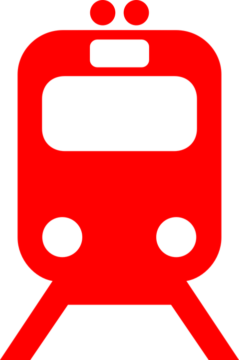 Station pinart collection of. Clipart train modern
