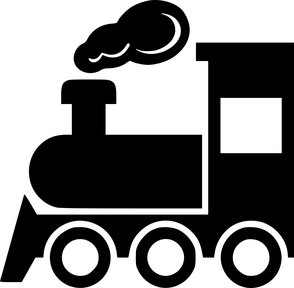 Steam svg png icon. Clipart train old train