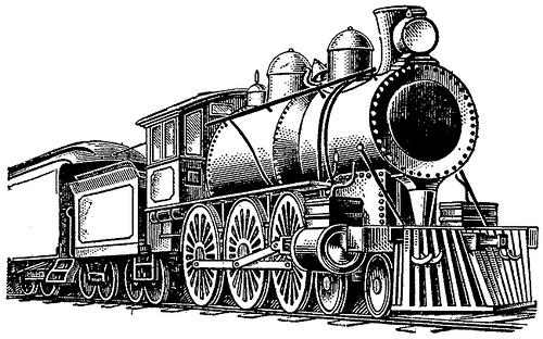 Clipart train old train. Free steam cliparts download