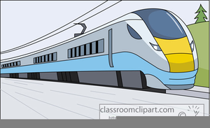 Clipart train passenger train. Free images at clker