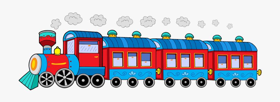 Rail transport car clip. Clipart train passenger train