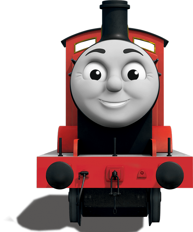 Wheel clipart thomas train. James pencil and in