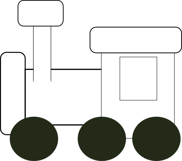Engine clipart railway engine. Train clip art at