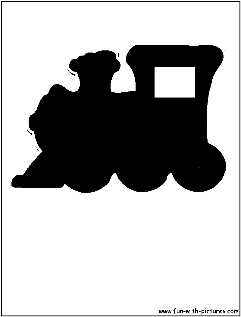 Free train cliparts download. Engine clipart silhouette