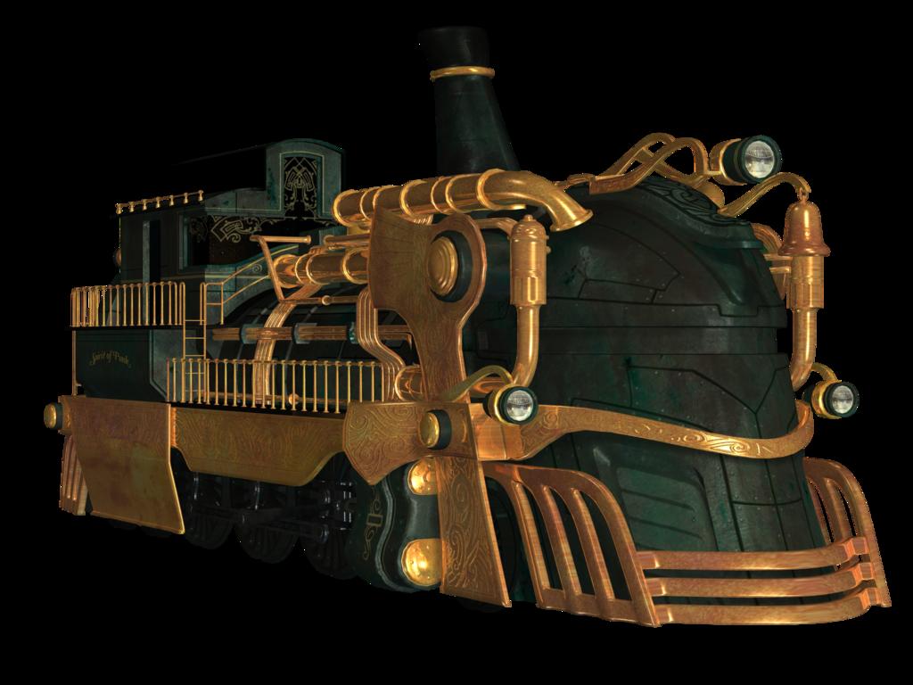 Steampunk clipart train. Clip art watch gears