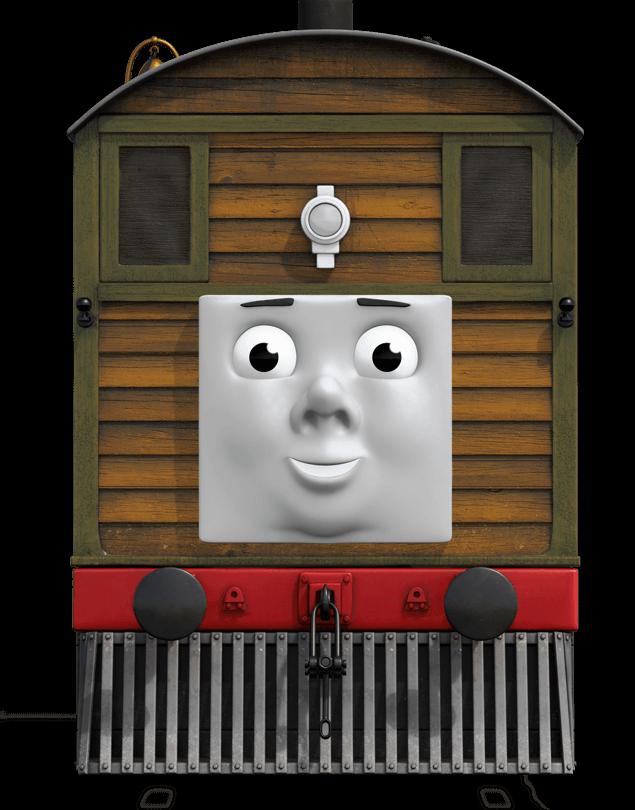 Train toby