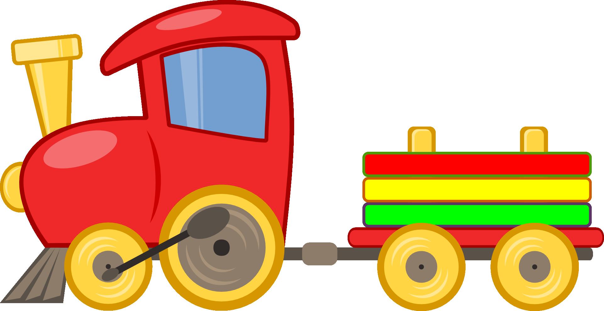Clip art cartoon red. Clipart train toy train
