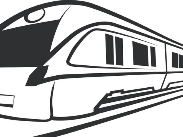 X free clip art. Clipart train trail
