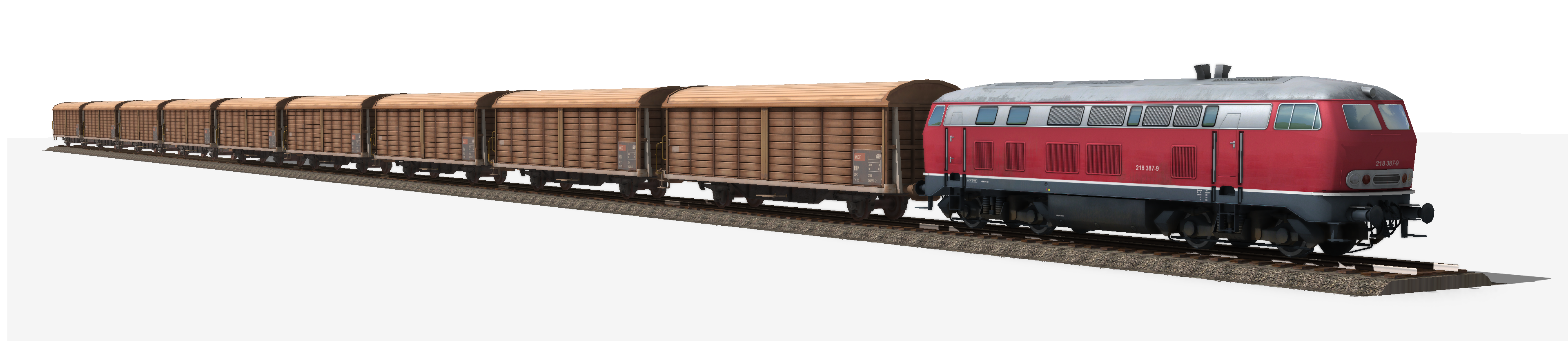 Train png images free. Wagon clipart freight