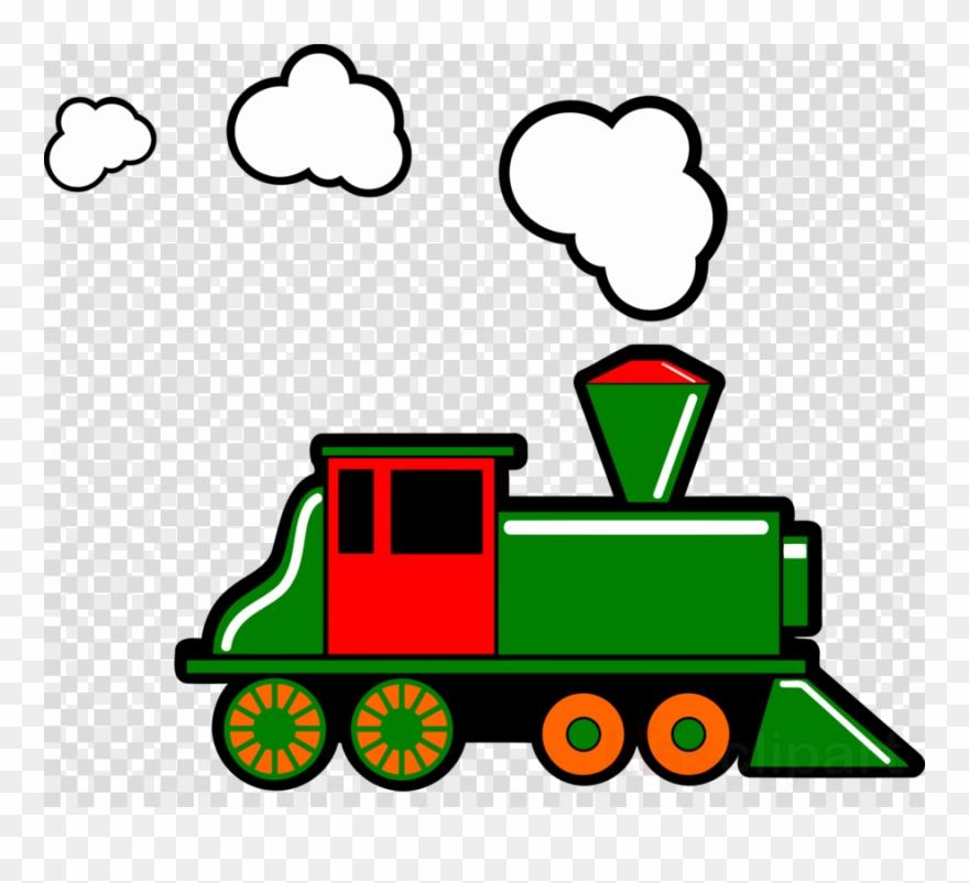 Train rail transport clip. Engine clipart steam engine