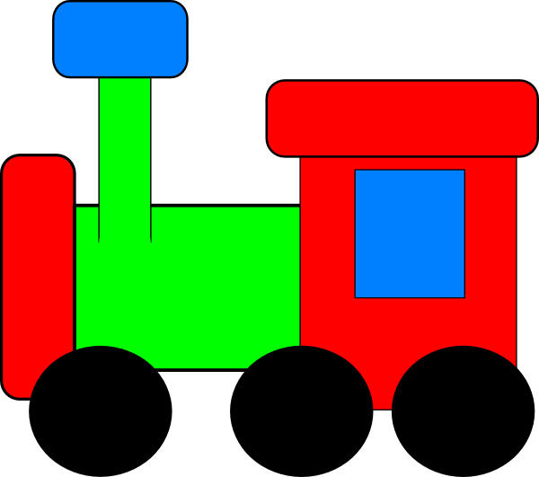 Kids train clip art. Engine clipart tran