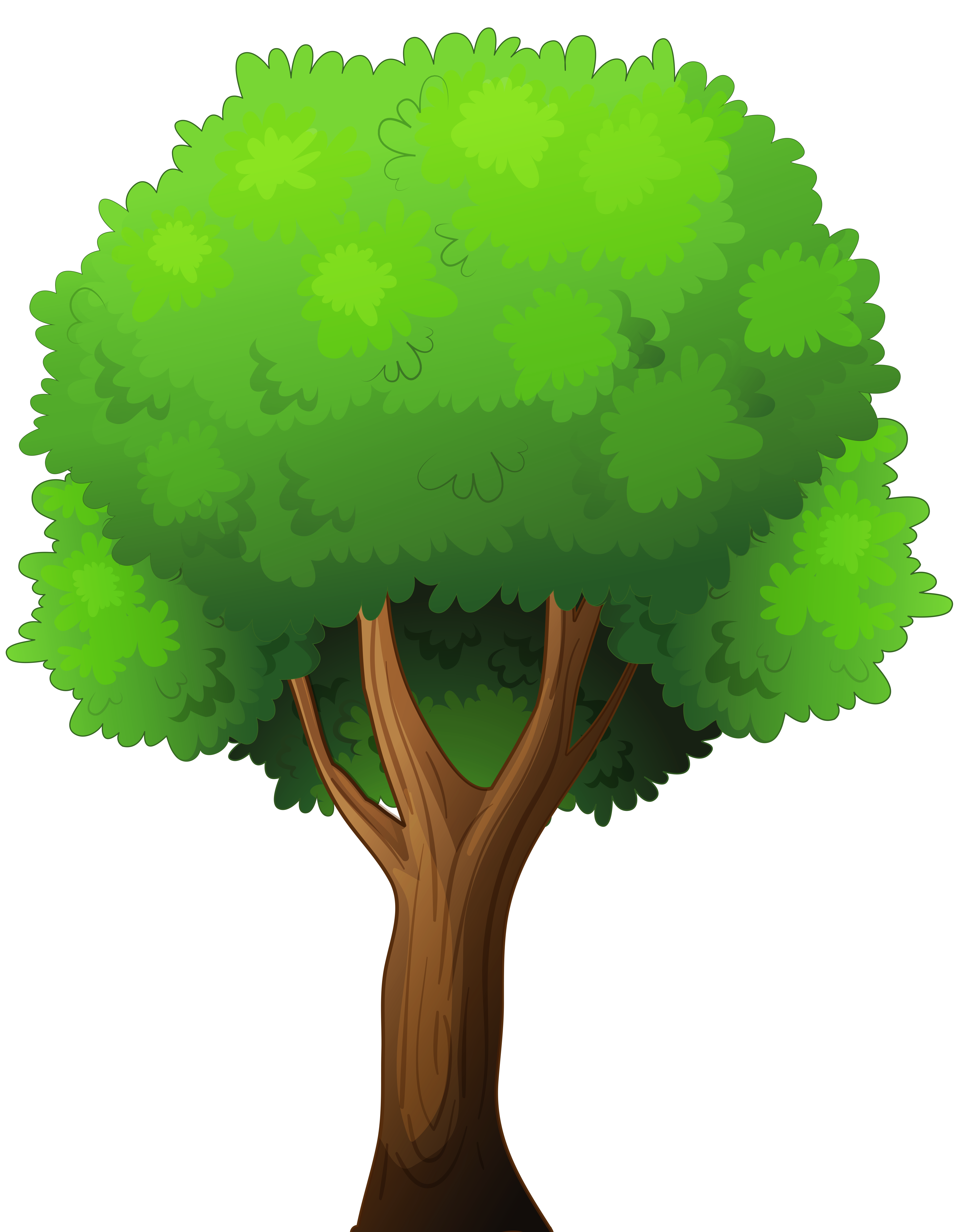 Png clip art best. Tree clipart heart