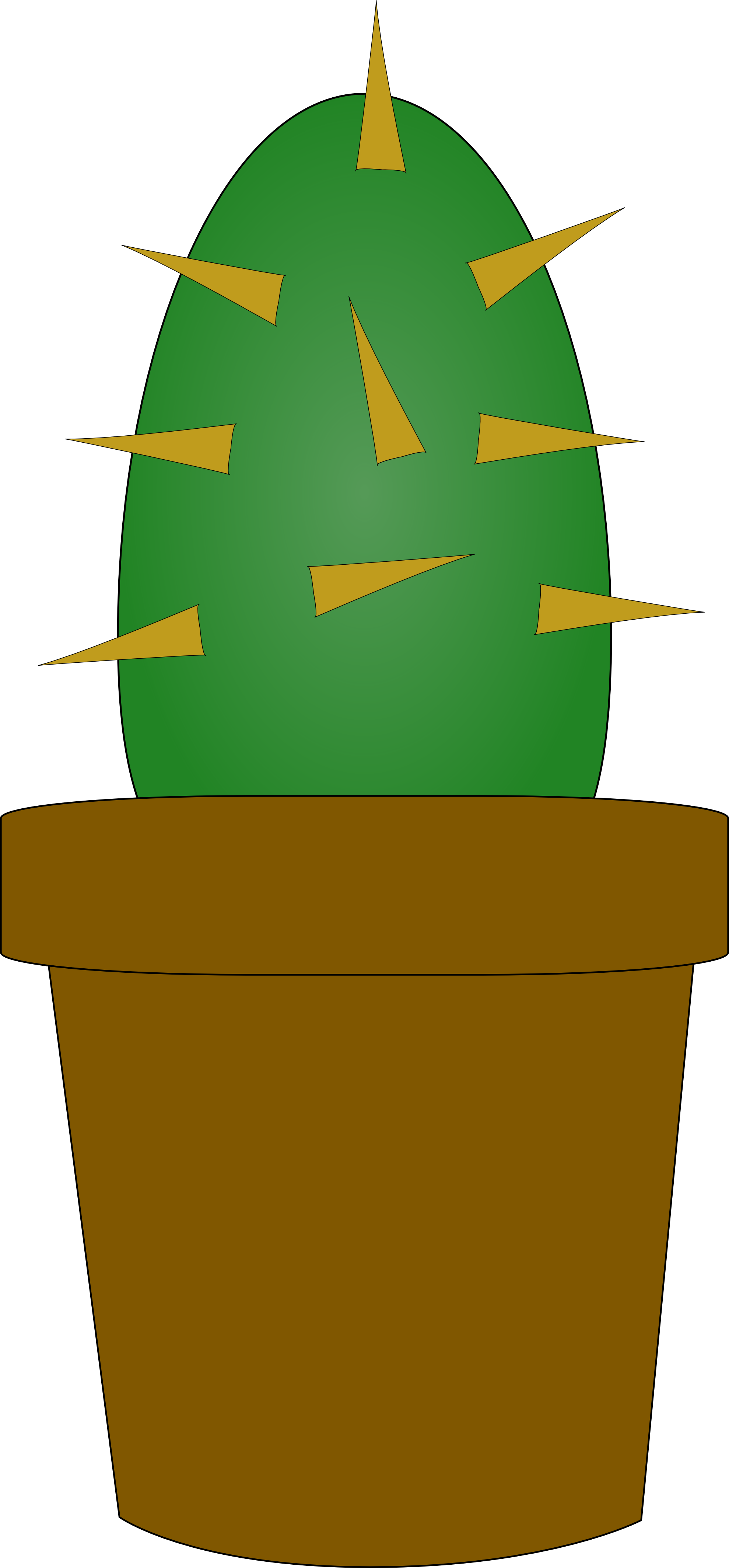 Clipart tree cactus. Clipartist net clip art