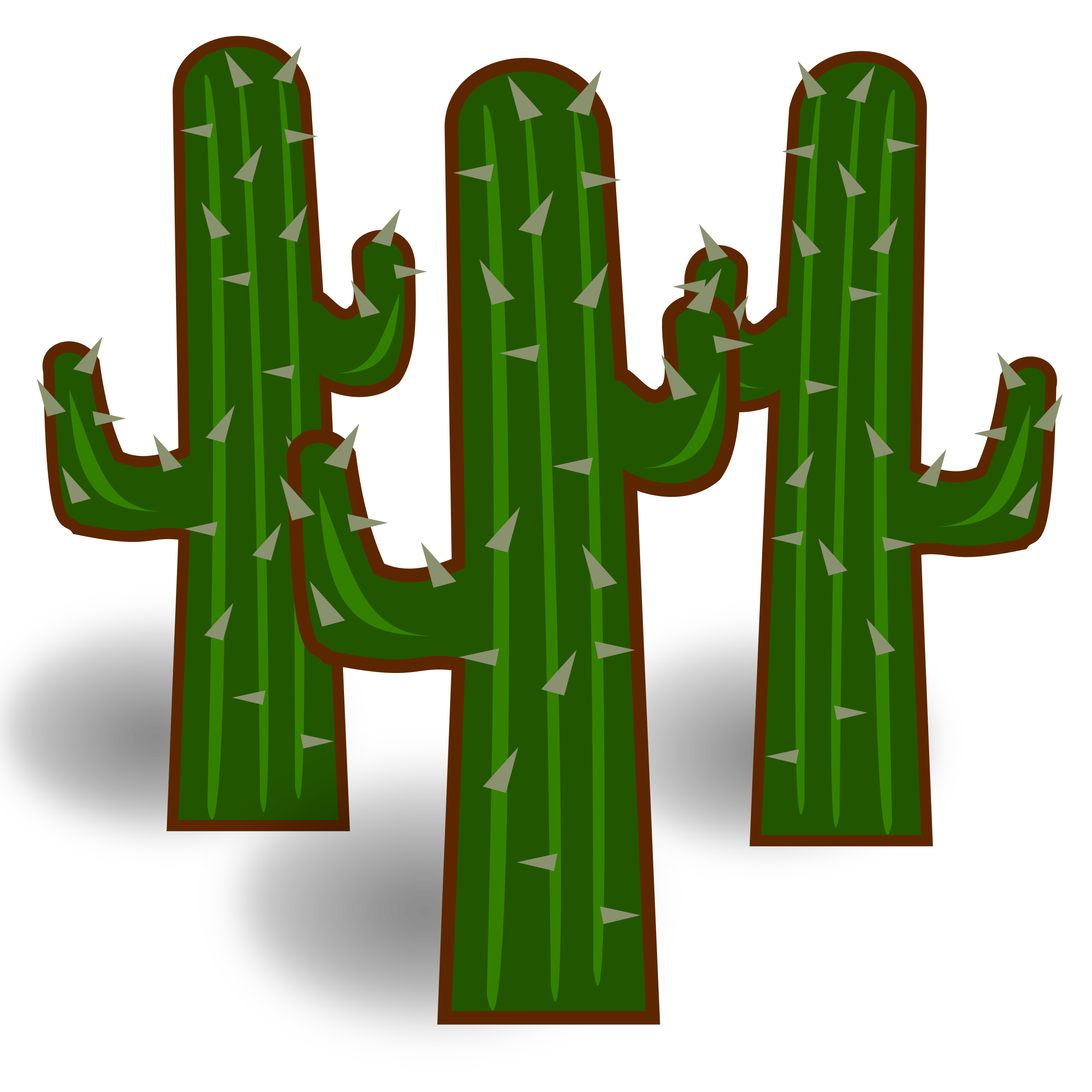 Heavy big image png. Clipart tree cactus