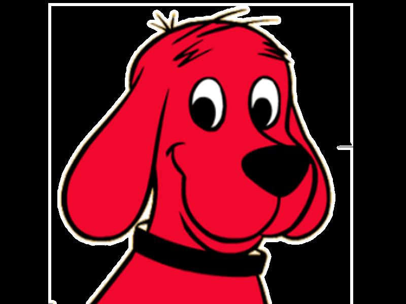 pet clipart friendly dog #136827263