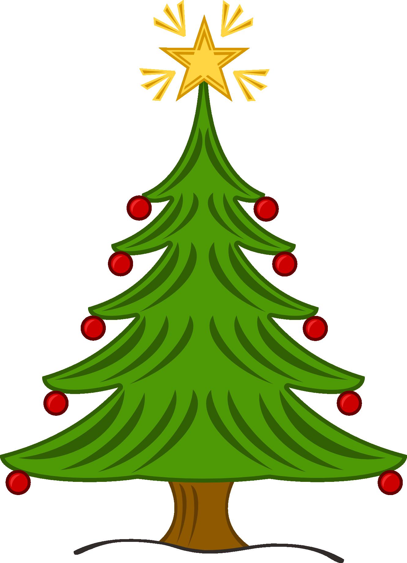 Tree clipart retro. Christmas clip art panda