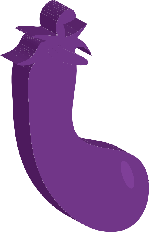 Clipart tree eggplant. I royalty free public