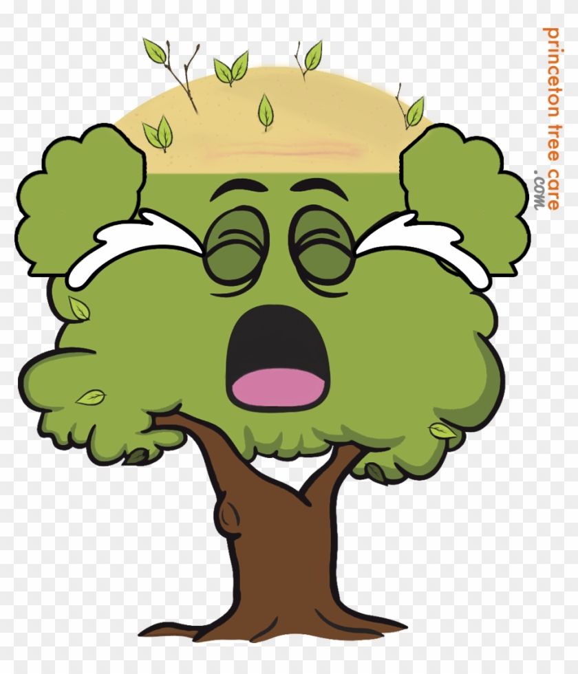 Clipart trees face. X free clip art