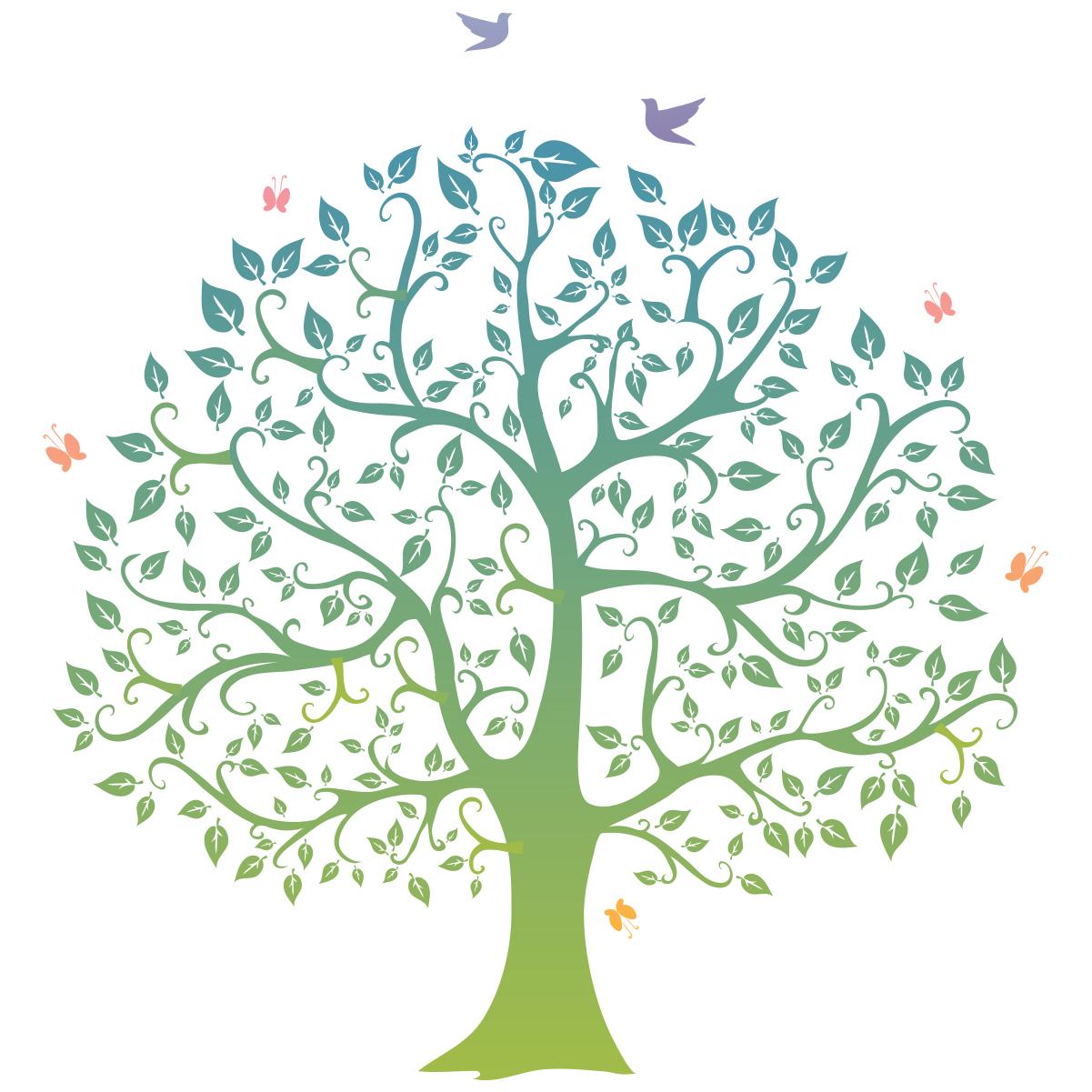 Clipart tree family reunion. Orson peter carrara mosaic