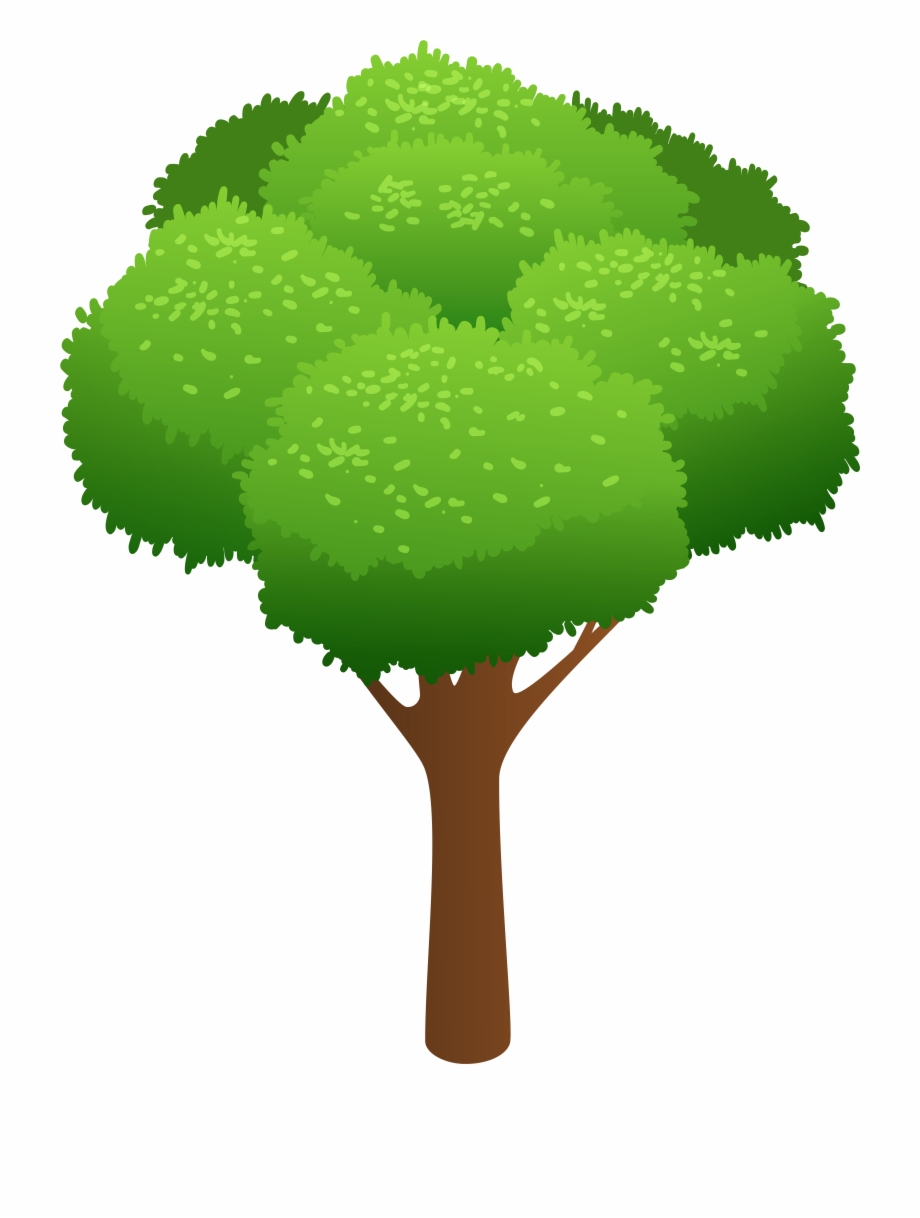 Tree clipart grass. And clip art trees
