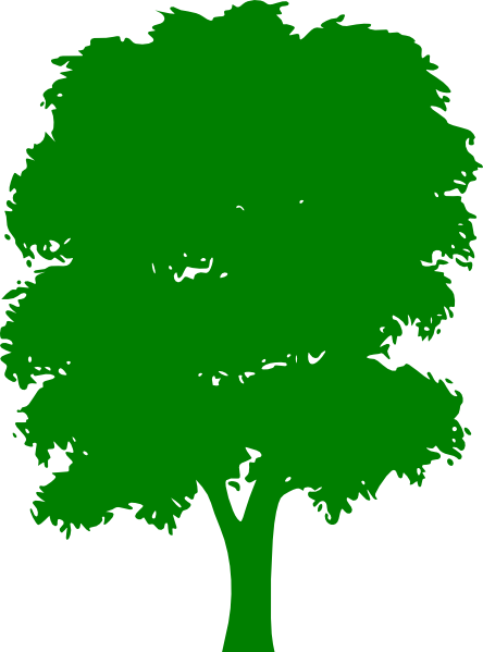 Free cliparts download clip. Tree clipart green