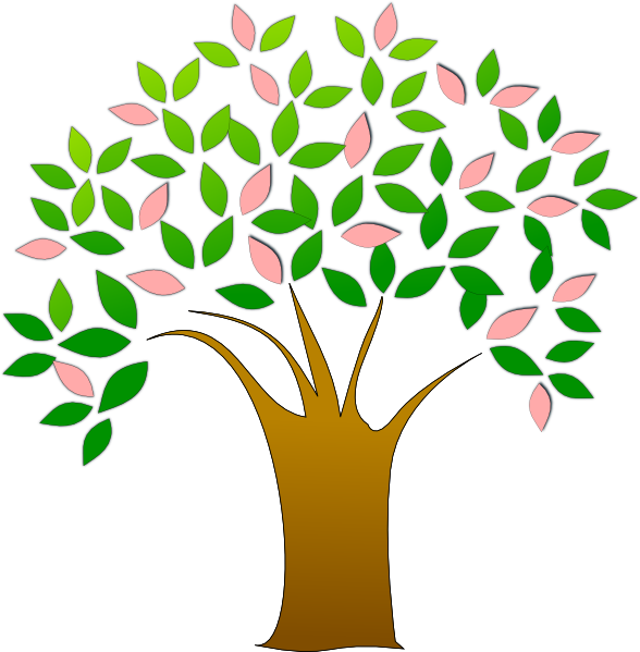 Clip art at clker. Tree clipart life