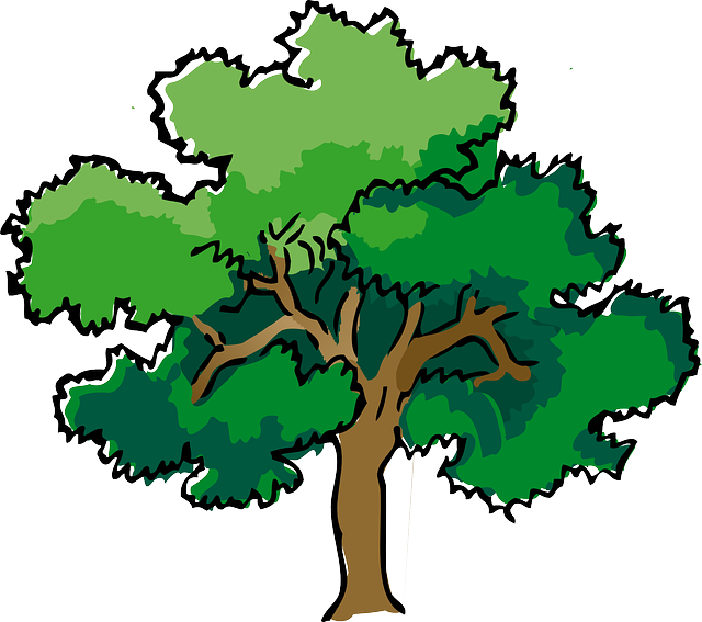 Val s garden bc. Clipart tree literacy