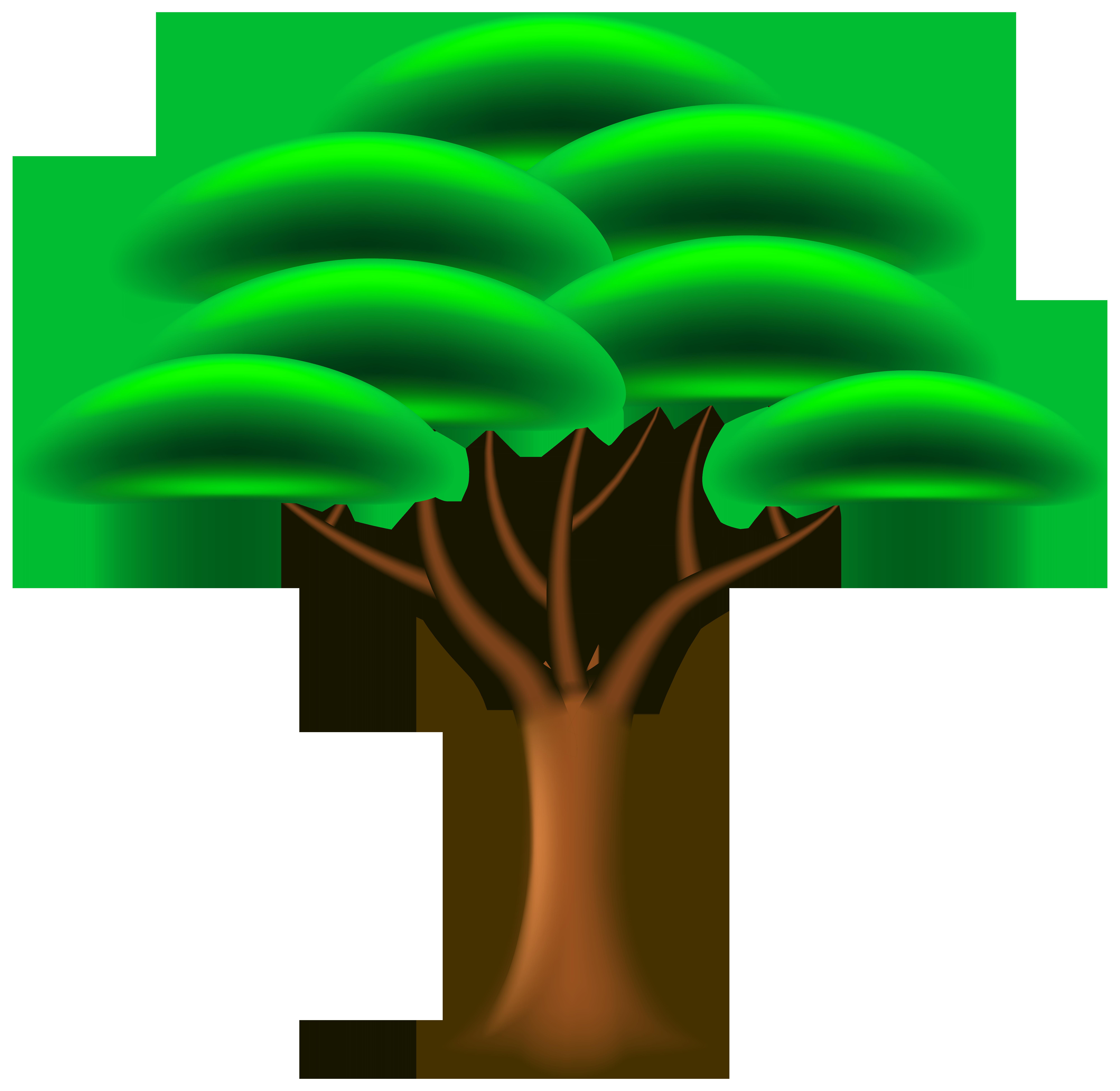 Tree png clip art. Clipart trees school