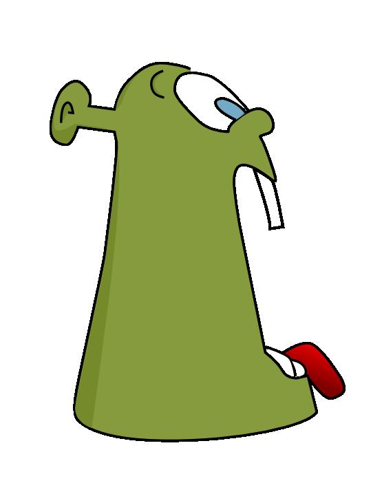 Tree clipart monster. Clipartist net clip art