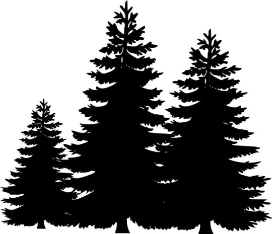 Tree clipart mountain. Free cliparts download clip