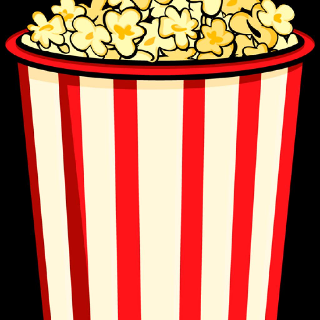 Tree clipart popcorn. Sun hatenylo com free