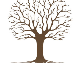 Tree clipart printable. Free pictures of trees