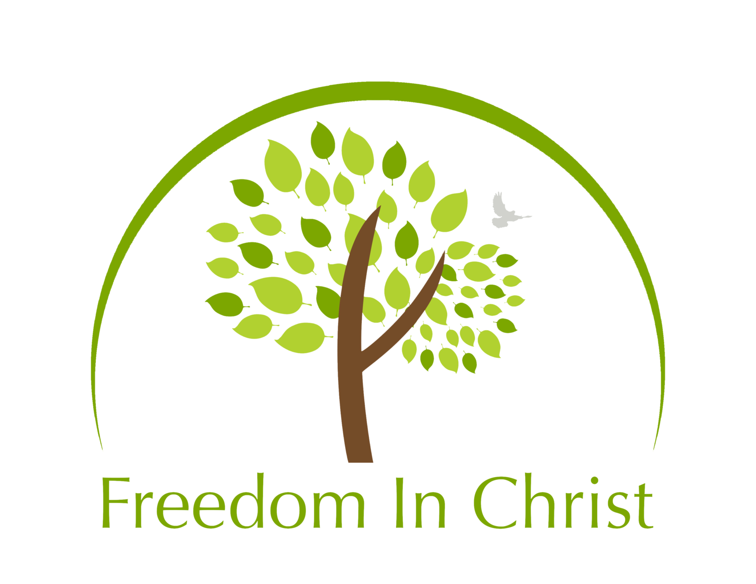 In christ clip art. Words clipart freedom